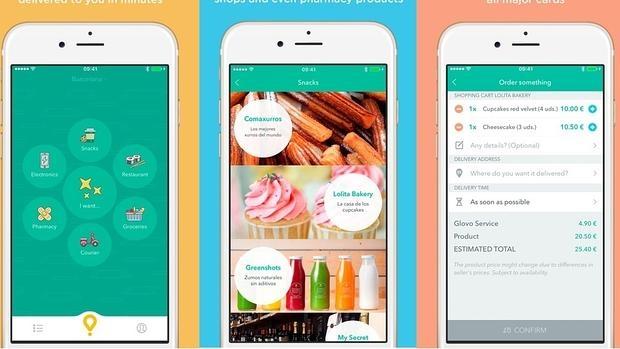 Glovo: una «app» para reinventar los recados