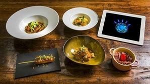 Así es el primer menú cognitivo en España