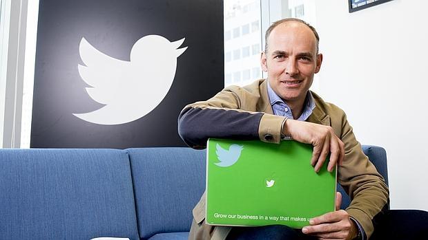 Pepe López de Ayala, director de Twitter España: «Lo que es un delito en la calle lo es también en Twitter»