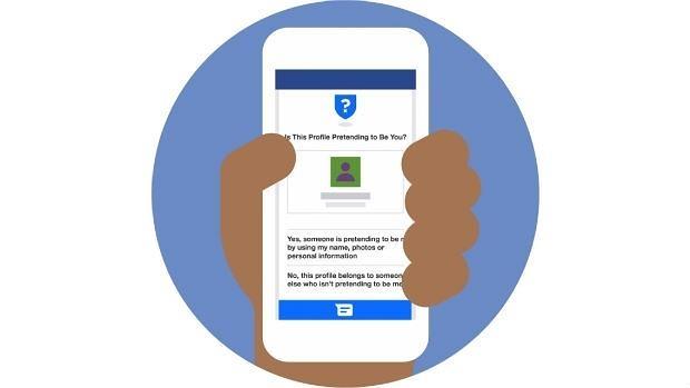 Facebook trabaja para poner fin a la suplantación de identidad