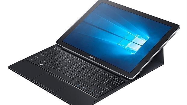Samsung vuelve a Windows con su nueva Galaxy TabPro S