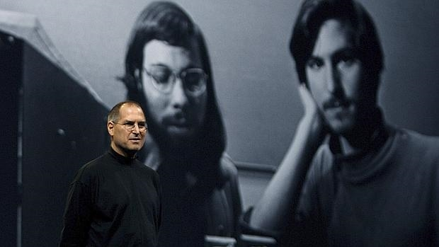 Steve Jobs y Steve Wozniak, dos visionarios que cambiaron el mundo