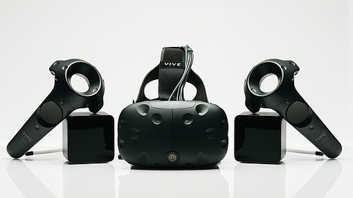 Mira en el vídeo el primer acercamiento a HTC Vive
