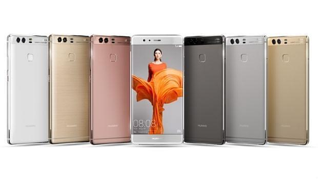 Huawei presenta el P9, un terminal que «reinventa» la fotografía móvil