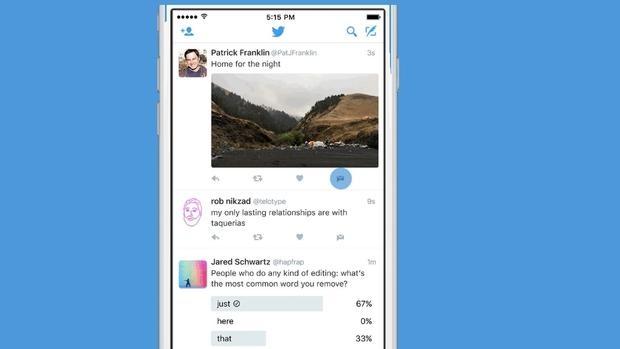 Twitter añade un nuevo botón para compartir un «tuit» por Mensaje Directo
