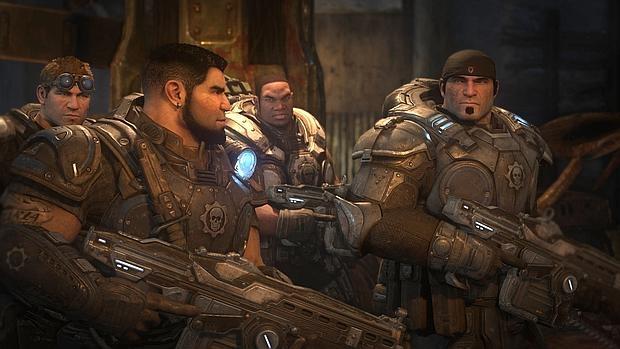 «Gears of War 4» llegará en octubre
