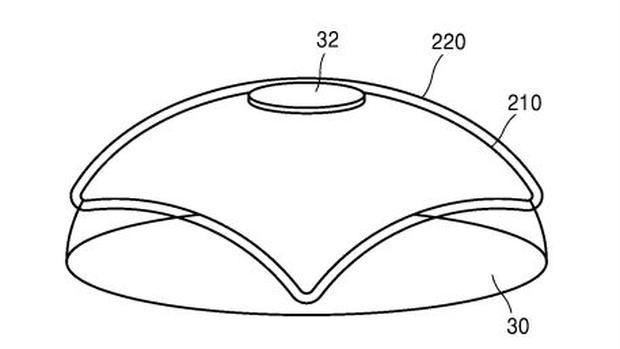Samsung da un paso más hacia la realidad virtual con la lentilla inteligente
