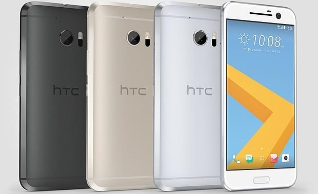 Detalle de HTC 10, nuevo buque insignia de la firma taiwanesa