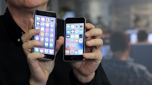El iPhone SE frente al iPhone 6S: ¿qué cambia?
