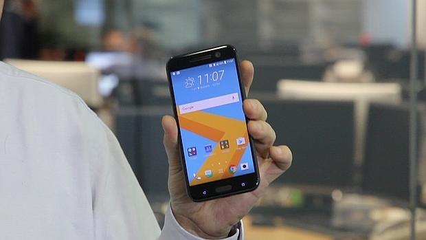 Probamos el HTC 10