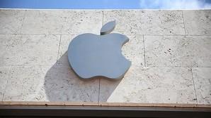 Fachada de una tienda Apple