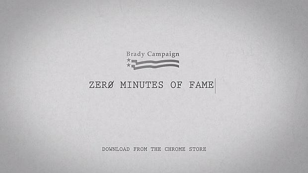 Un plug-in para Google Chrome les quita su «minuto de fama» a los asesinos en masa en internet