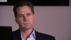 Craig Wright, supuesto creador del Bitcoin, durante su entrevista en la BBC
