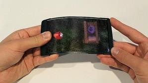 Así es el primer smartphone flexible y con hologramas