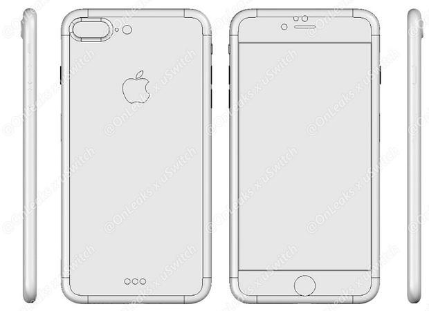 Apple podría añadir cámara dual y llegar a 3 GB de RAM en el iPhone 7