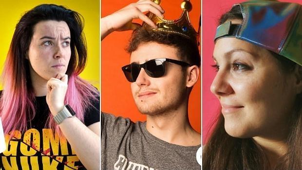 Los «youtubers» Bolli, Gominuke y OMGlobalnews desvelan las claves de Snapchat