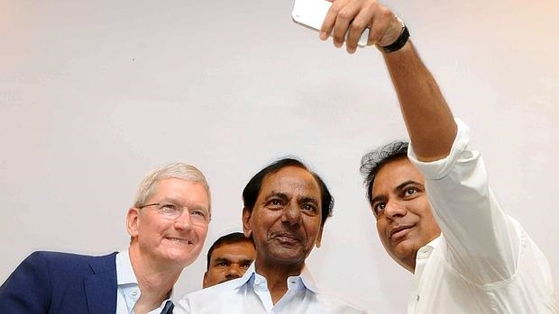 Apple abre un centro de desarrollo en la India