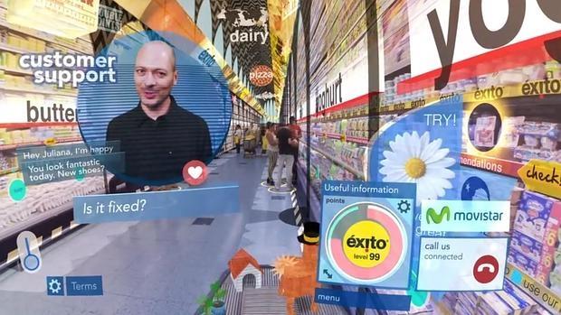 Así se vería el mundo a través de las gafas de realidad virtual