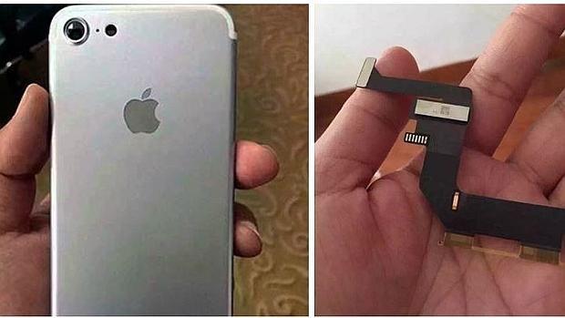 Filtradas las últimas imágenes del iPhone 7
