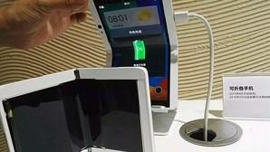 Oppo prepara un «smartphone» con pantalla plegable