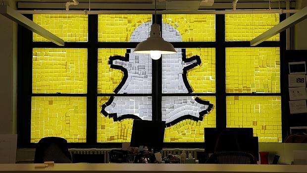 Snapchat supera ya a Twitter en número de usuarios