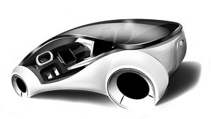 Así podría ser el coche eléctrico de Apple