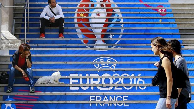 Los «emojis» de Twitter para que vivas Eurocopa