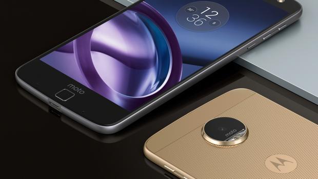 Moto Z, un «smartphone» modular con capacidad camaleónica
