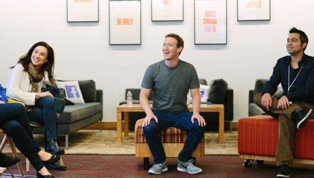 Mark Zuckerberg, «rey» en el mercado de las aplicaciones