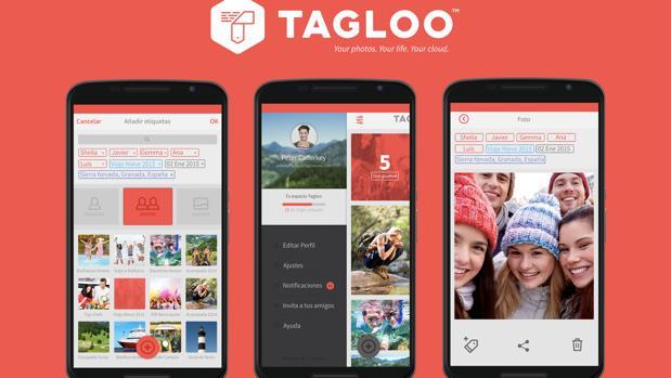 Tagloo, el Facebook Moments español, llega a Android