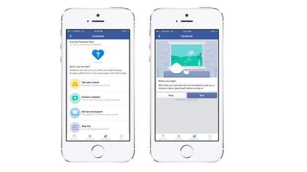 Facebook quiere evitar el suicidio