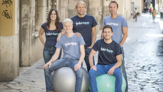 Hemeroteca: «Queremos que jobMapp sea la referencia para profesionales locales»   Autor del artículo: Finanzas.com