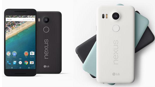 Nexus 5X de Google