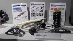 La impresión 3D hace estructuras tres veces más ligeras que titanio