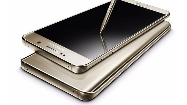 Así podría ser el nuevo Samsung Galaxy Note 7