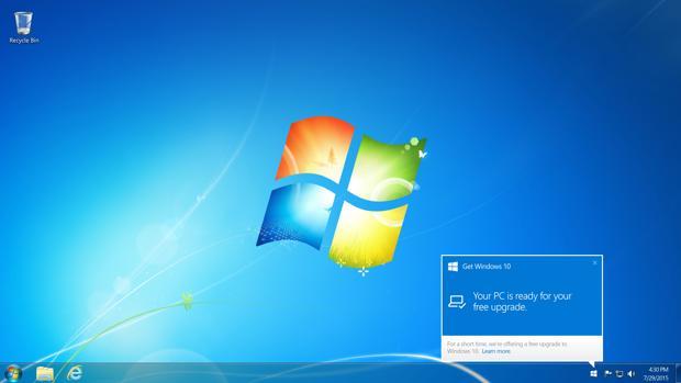 Microsoft indemniza con 9.000 euros a una mujer cuyo ordenador se bloqueó al instalar Windows 10 de forma automática