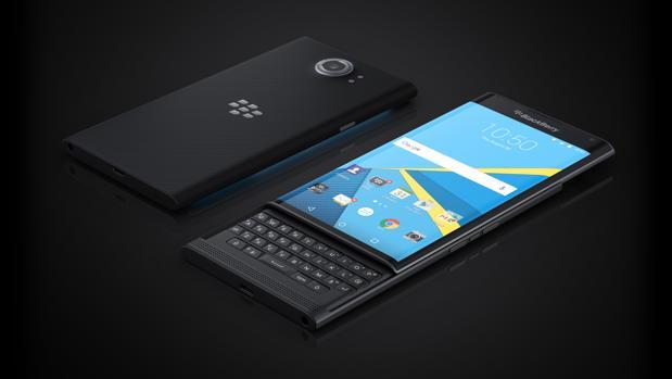 Blackberry Priv, el primer teléfono Android de la compañía