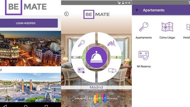 BeMate: la aplicación española que rivaliza con AirBnb