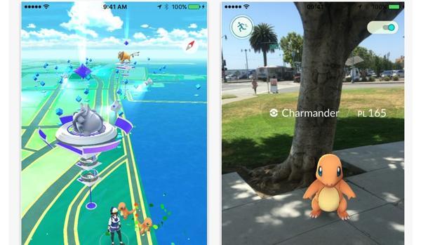 Pokémon Go de Nintendo