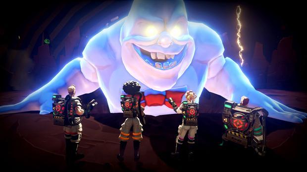 «Ghotsbusters»: los fantasmas atacan a los videojuegos