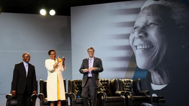 Bill Gates donará 5.000 millones de dólares en cinco años para ayudar al desarrollo de África
