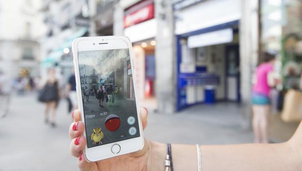 Pokémon Go, el juego de moda de Nintendo