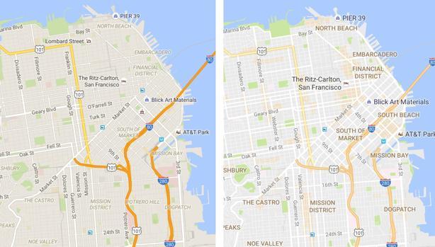 Google Maps incorpora opciones para utilizarse «solo con Wifi» y añadir varios destinos a tu ruta
