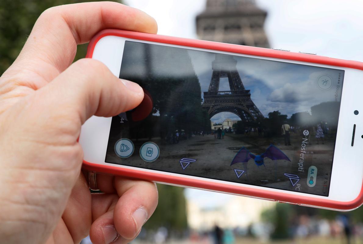 Los once juegos móviles para disfrutar en la playa