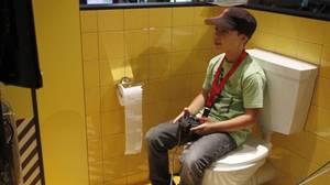 Imagen de archivo de un menor jugando