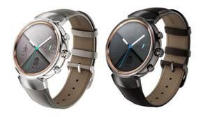 Asus ZenWatch 3, un «smartwatch» con pantalla circular y cuidado diseño