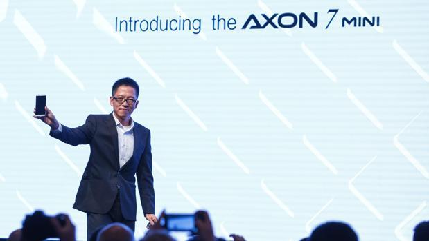 Axon 7 mini, la apuesta de ZTE por un buen sonido