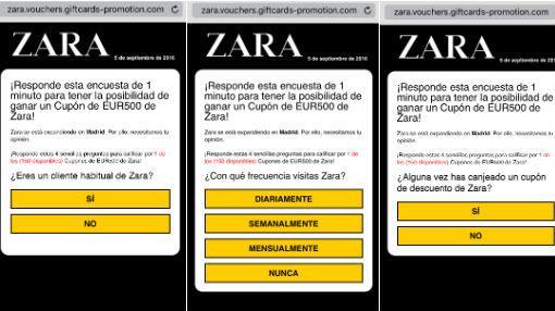 Cupones De Descuento De Zara