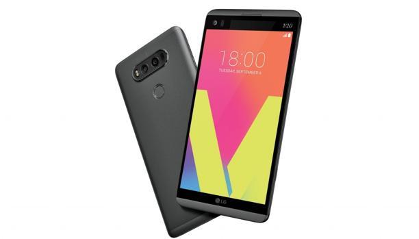 LG V20: en la dualidad está el poder