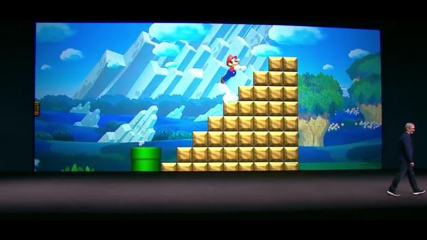 Super Mario Run llega a iPhone e iPad en diciembre